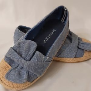 Nautica loafers toddler sz 9